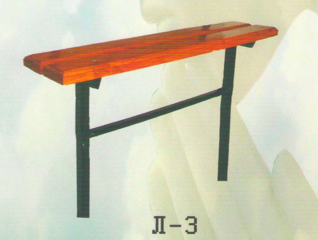 Изготовление лавки - скамейки, своми руками - 1 23 55